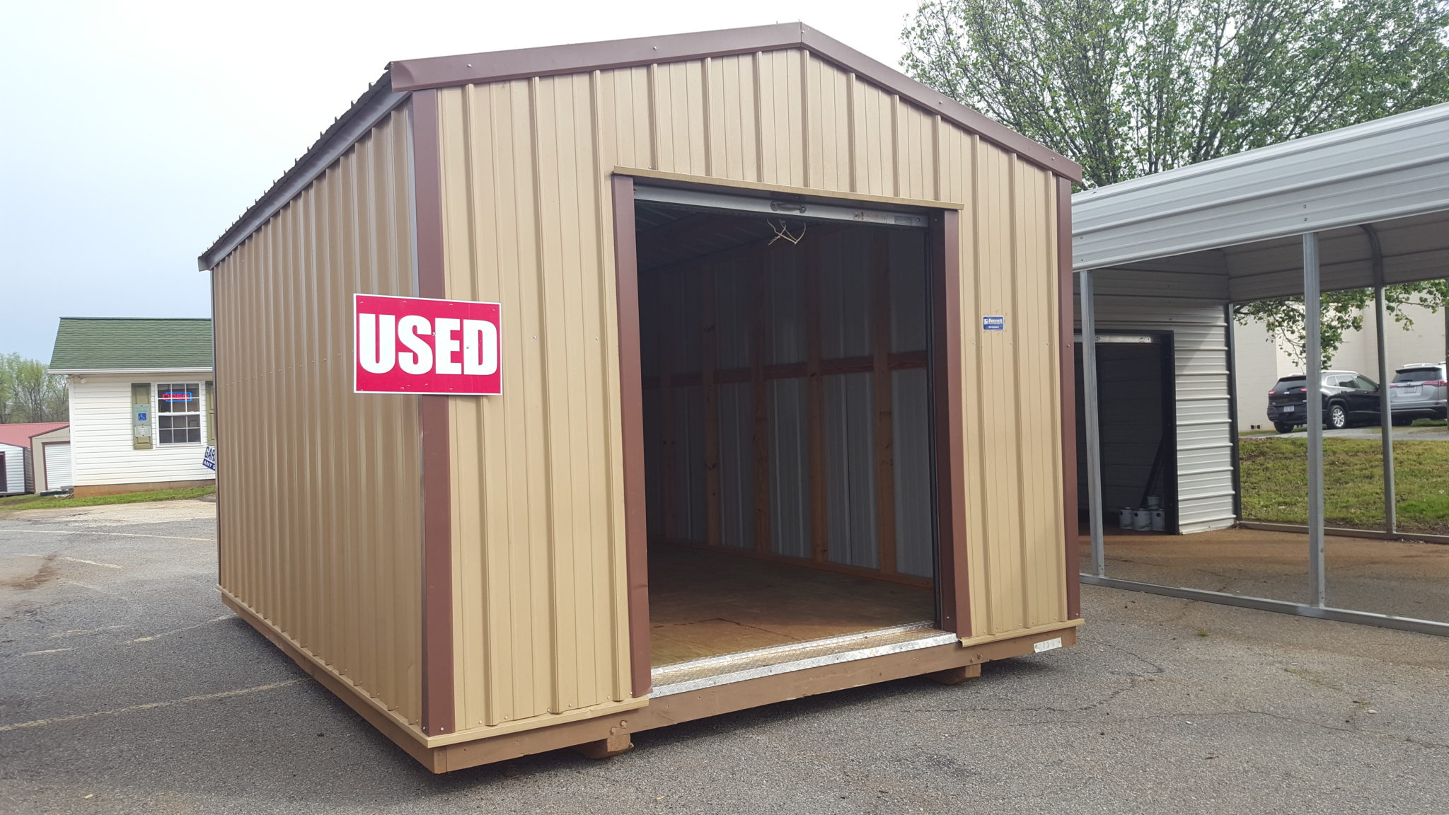 Repo Shed Utility Hometown Sheds Lincolnton
