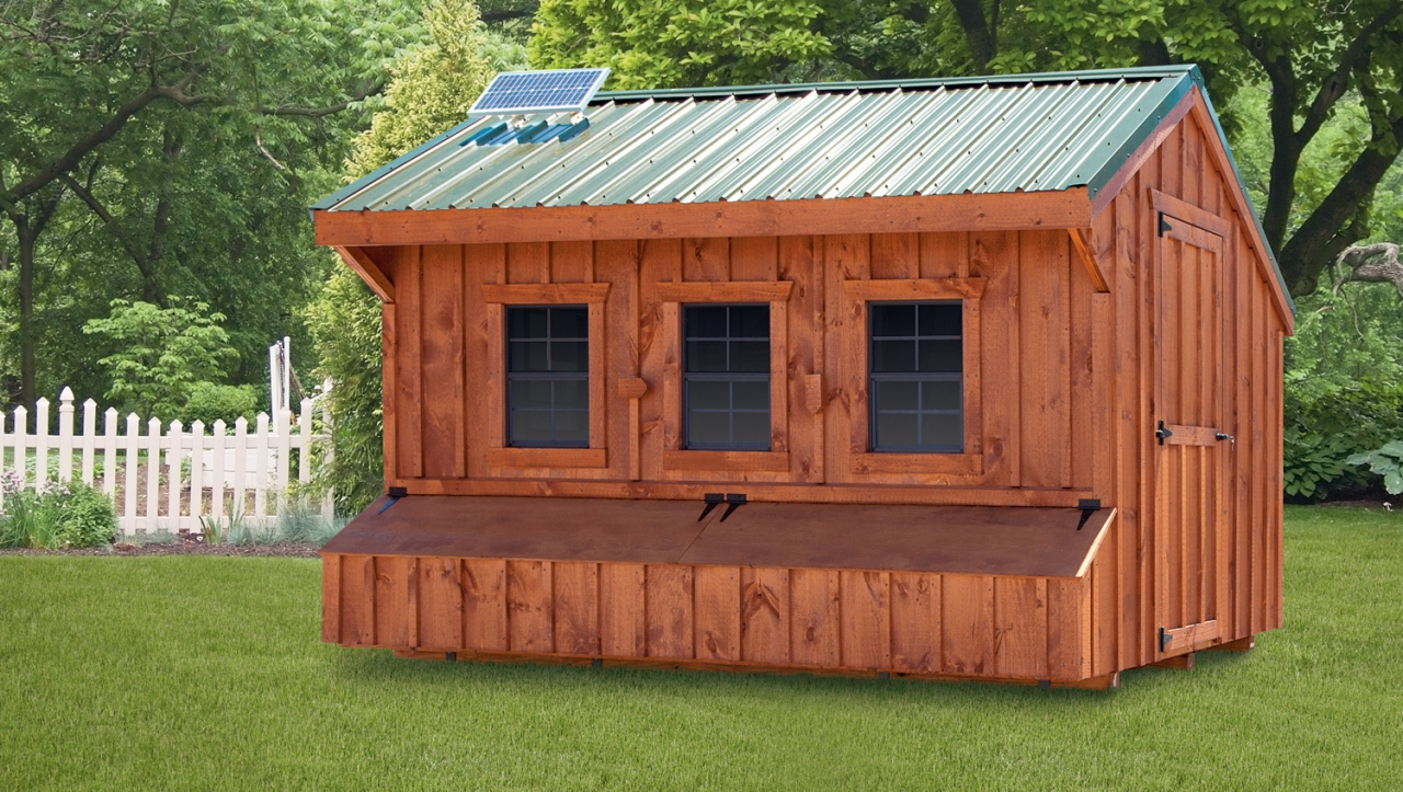Chicken Coops Hometown Sheds Lincolnton